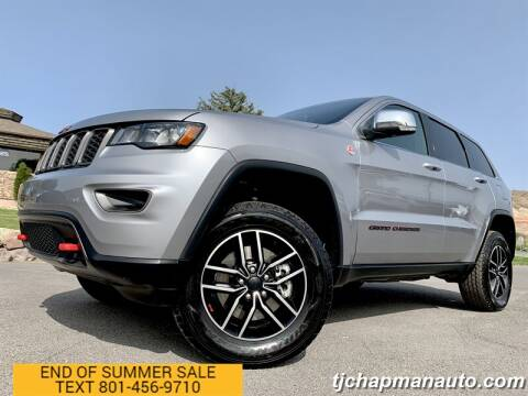 2019 Jeep Grand Cherokee for sale at TJ Chapman Auto in Salt Lake City UT