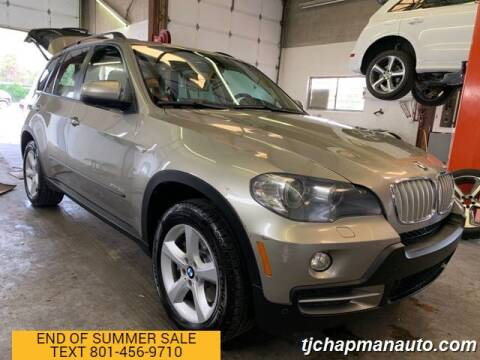 2010 BMW X5 for sale at TJ Chapman Auto in Salt Lake City UT