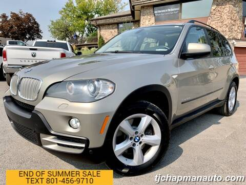 2010 BMW X5 for sale at TJ Chapman Auto in Salt Lake City UT