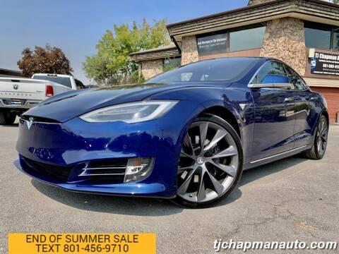 2019 Tesla Model S for sale at TJ Chapman Auto in Salt Lake City UT