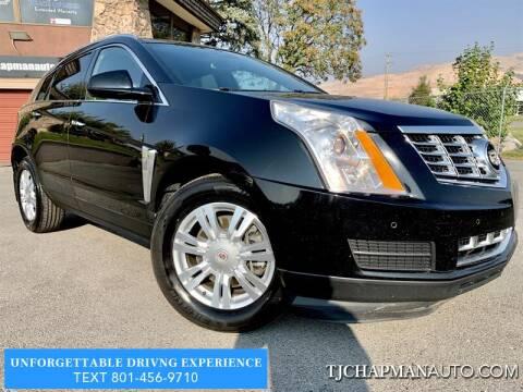 2014 Cadillac SRX for sale at TJ Chapman Auto in Salt Lake City UT