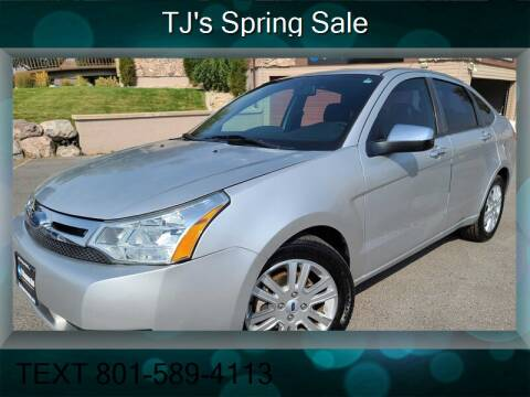 2010 Ford Focus for sale at TJ Chapman Auto in Salt Lake City UT