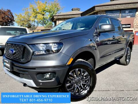 2019 Ford Ranger for sale at TJ Chapman Auto in Salt Lake City UT