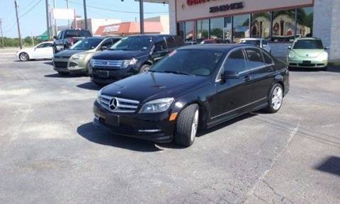 2011 Mercedes-Benz C-Class for sale in Harker Heights, TX