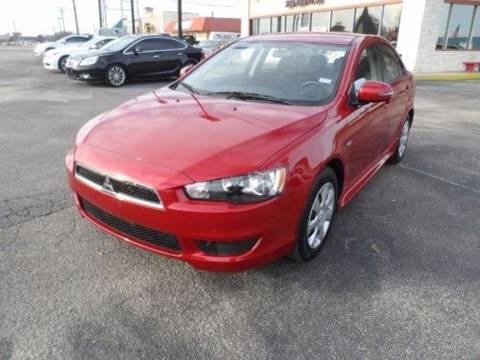 2015 Mitsubishi Lancer for sale in Harker Heights, TX