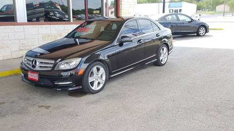 2011 Mercedes-Benz C-Class for sale in Killeen, TX