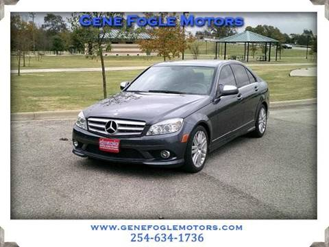 2009 Mercedes-Benz C-Class for sale in Killeen, TX