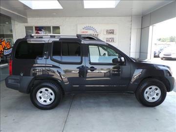2012 Nissan Xterra for sale in San Bernardino, CA