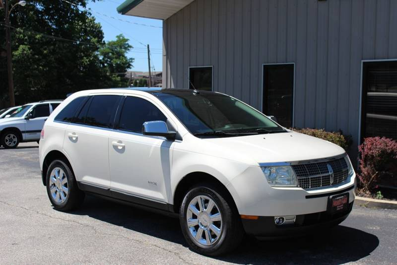 2007 Lincoln MKX for sale at Karonels Kars in Paris TN