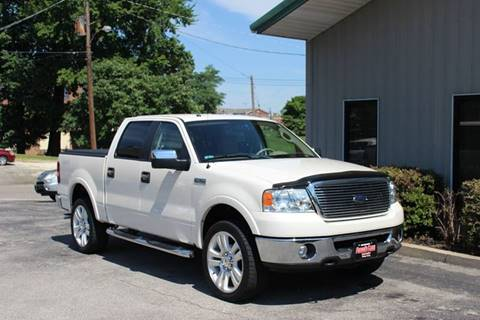 2008 Ford F-150 for sale at Karonels Kars in Paris TN