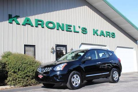 2014 Nissan Rogue Select for sale at Karonels Kars in Paris TN