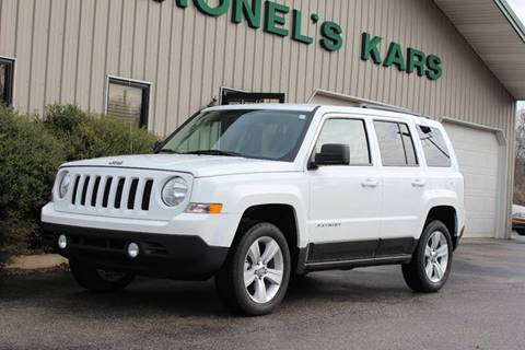 2016 Jeep Patriot for sale at Karonels Kars in Paris TN