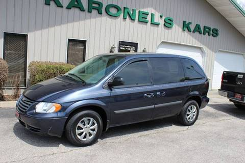 2007 Chrysler Town and Country for sale in Paris, TN