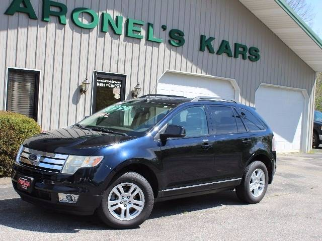 2008 Ford Edge for sale at Karonels Kars in Paris TN