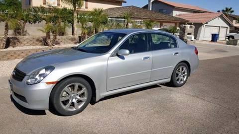 2006 Infiniti G35 for sale in Yuma, AZ