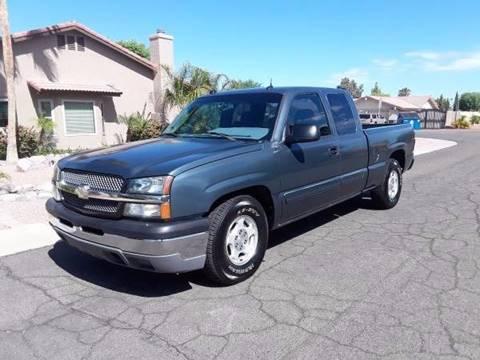 2004 Chevrolet Silverado 1500 for sale in Yuma AZ