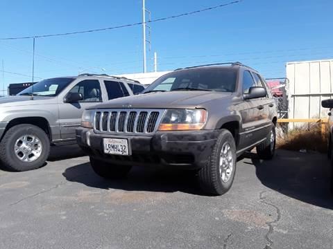 2001 Jeep Grand Cherokee for sale in Yuma, AZ