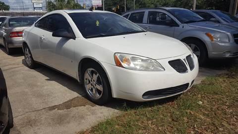 2008 Pontiac G6 for sale in Biloxi, MS