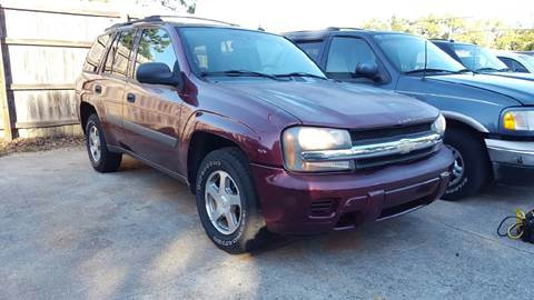 2005 Chevrolet TrailBlazer for sale in Biloxi, MS