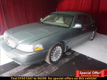 2005 Lincoln Town Car for sale in Jacksonville, FL