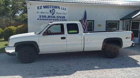 2007 Chevrolet Silverado 1500 Classic for sale in Deerfield, OH