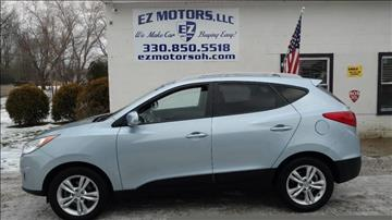 2011 Hyundai Tucson for sale in Deerfield, OH