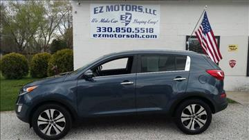 2012 Kia Sportage for sale in Deerfield, OH