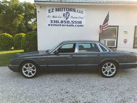 2001 Jaguar XJR for sale in Deerfield, OH