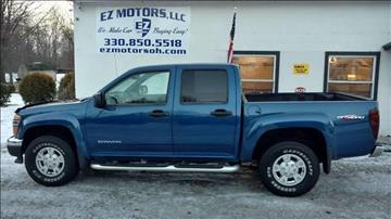 2005 GMC Canyon for sale in Deerfield, OH