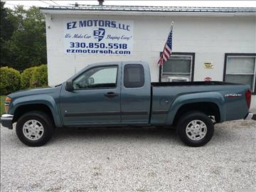 2007 GMC Canyon for sale in Deerfield, OH