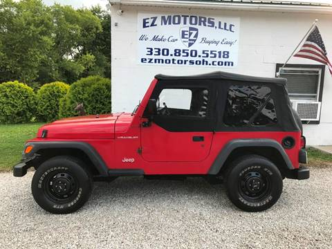 1998 Jeep Wrangler for sale in Deerfield, OH