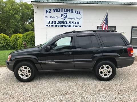 2001 Jeep Grand Cherokee for sale in Deerfield, OH
