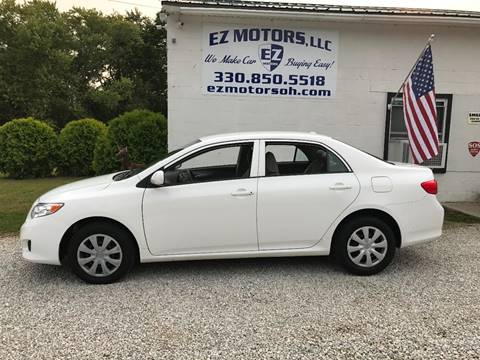 2010 Toyota Corolla for sale in Deerfield, OH