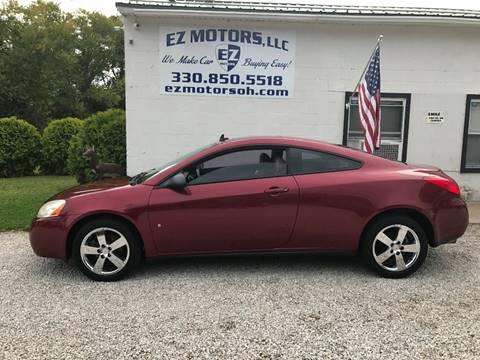 2009 Pontiac G6 for sale in Deerfield, OH