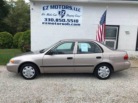 2000 Chevrolet Prizm for sale in Deerfield, OH