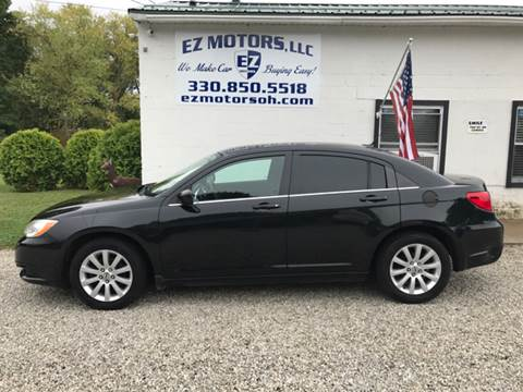 2011 Chrysler 200 for sale in Deerfield, OH