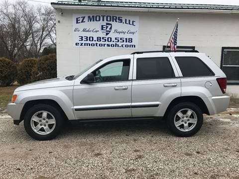 used 2007 jeep grand cherokee for sale in ohio. Black Bedroom Furniture Sets. Home Design Ideas