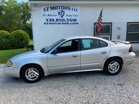 2003 Pontiac Grand Am for sale in Deerfield, OH