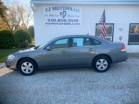 2007 Chevrolet Impala for sale in Deerfield, OH