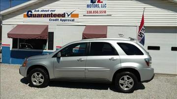 2006 Chevrolet Equinox for sale in Deerfield, OH