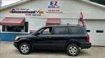 2005 Honda Pilot for sale in Deerfield, OH