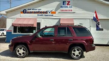 2007 Chevrolet TrailBlazer for sale in Deerfield, OH