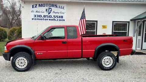 2003 Chevrolet S-10 for sale in Deerfield, OH