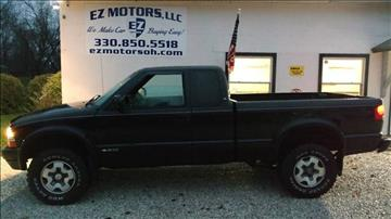 2000 Chevrolet S-10 for sale in Deerfield, OH