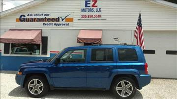 2010 Jeep Patriot for sale in Deerfield, OH