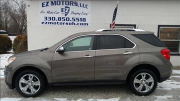 2011 Chevrolet Equinox for sale in Deerfield, OH