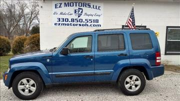2009 Jeep Liberty for sale in Deerfield, OH
