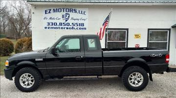 2007 Ford Ranger for sale in Deerfield, OH