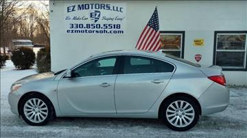 2011 Buick Regal for sale in Deerfield, OH