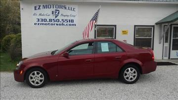 2007 Cadillac CTS for sale in Deerfield, OH